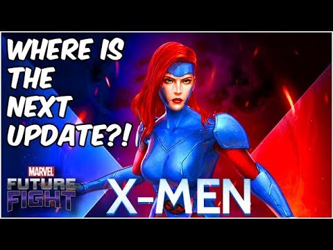 So Many X-Men Events!! But Where is Far From Home? - Marvel Future Fight