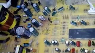 dicas de defeito da  TV Semp 2134(c)sl  chasis:sk11 defeito no transistor Q606