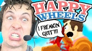 Repeat youtube video RAGE QUIT!! - Happy Wheels