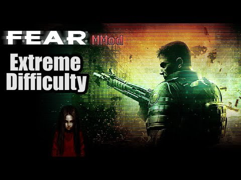(EXTREME DIFFICULTY) F.E.A.R. MMod Playthrough - Live Stream