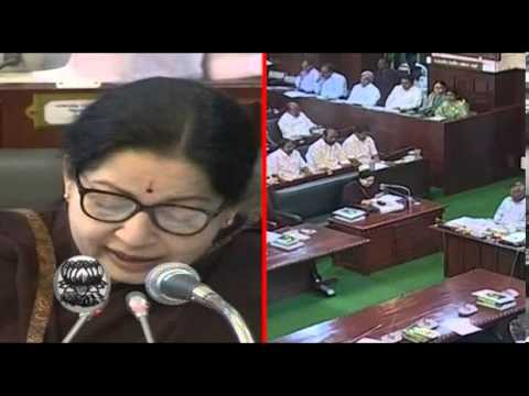 Questions from ADMK Jayalalithaa to DMK Karunanidhi - Dinamalar Tamil Video