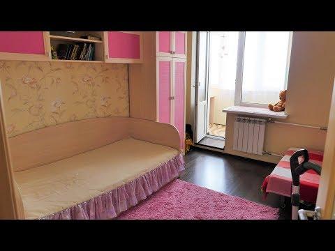 Двухкомнатная квартира с ремонтом в двух шагах от станции метро Проспект Победы в Казани