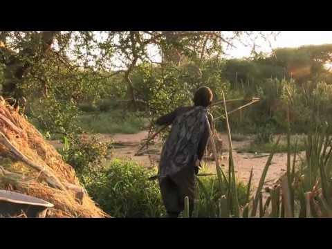 Hadza / Hadzabe Hunting Trip