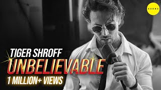 Tiger Shroff Unbelievable Song Teaser | Full Track on 22nd September