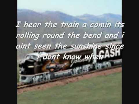 Folsom Prison Blues Johnny Cash Lyrics