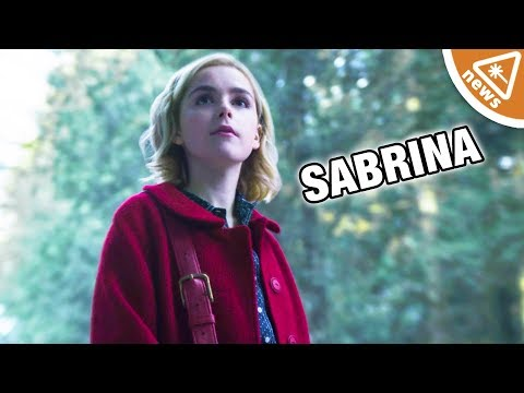What the First Look at the New Sabrina Means! Nerdist News w Amy Vorpahl