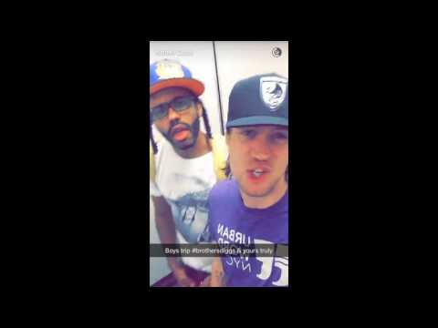 Boys Trip - Rafael Casal's Snapchat [7/3/16]