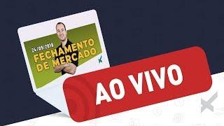 Fechamento de Mercado Leandro Martins! Análise do Call de Fechamento 24.09.18
