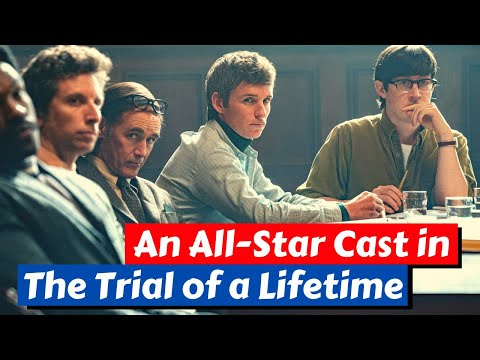 The Trial of Chicago 7 (2020)   Movie Review   Gripping Courtroom Drama