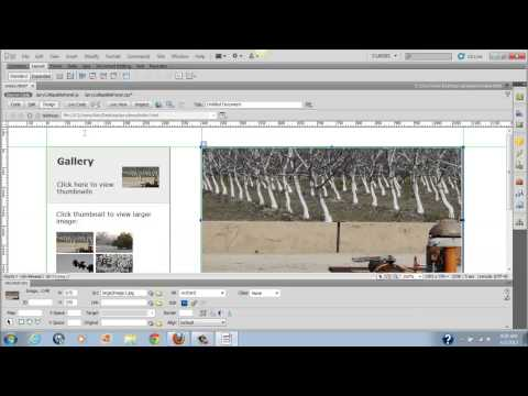 Dreamweaver CS5 Spry, AP Divs Swap Image Mapping Behaviors
