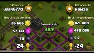 Clash of Clans - my beast 3 raids 850k+