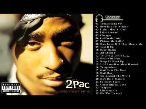 Tupac Shakur: Rapper's Top 10 Billboard Hits | Billboard