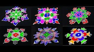 May month rangoli collection * simple kolam designs * muggulu collection * s2 kolam