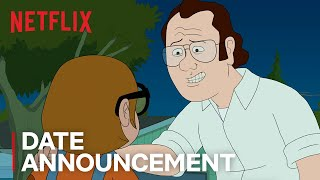 F is for Family | Date Announcement [HD] | Netflix