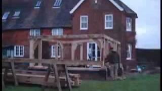Insitu Design - Timber Frame Extension