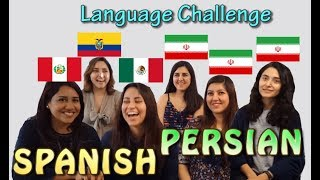 The Most Intense Language Challenge | Spanish vs Persian