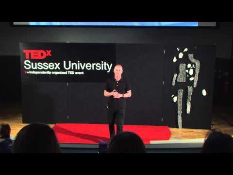 The power of the crowd | John Drury | TEDxSussexUniversity