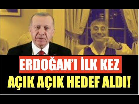 "SEDAT PEKER, ERDOĞAN'LA ALAY ETTİ... ""VER MEHTERİ"""