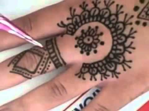 New Mehndi Design 2010 + Beautiful Mehndi Songs