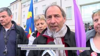 Social : mouvement de grève dans les hôpitaux de Plaisir