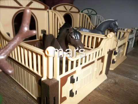 mon nouveau centre equestre playmobil youtube. Black Bedroom Furniture Sets. Home Design Ideas