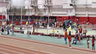 2017 Joe Deloach Youth Invitational - 11-12 Boys Division 200 Meter H4