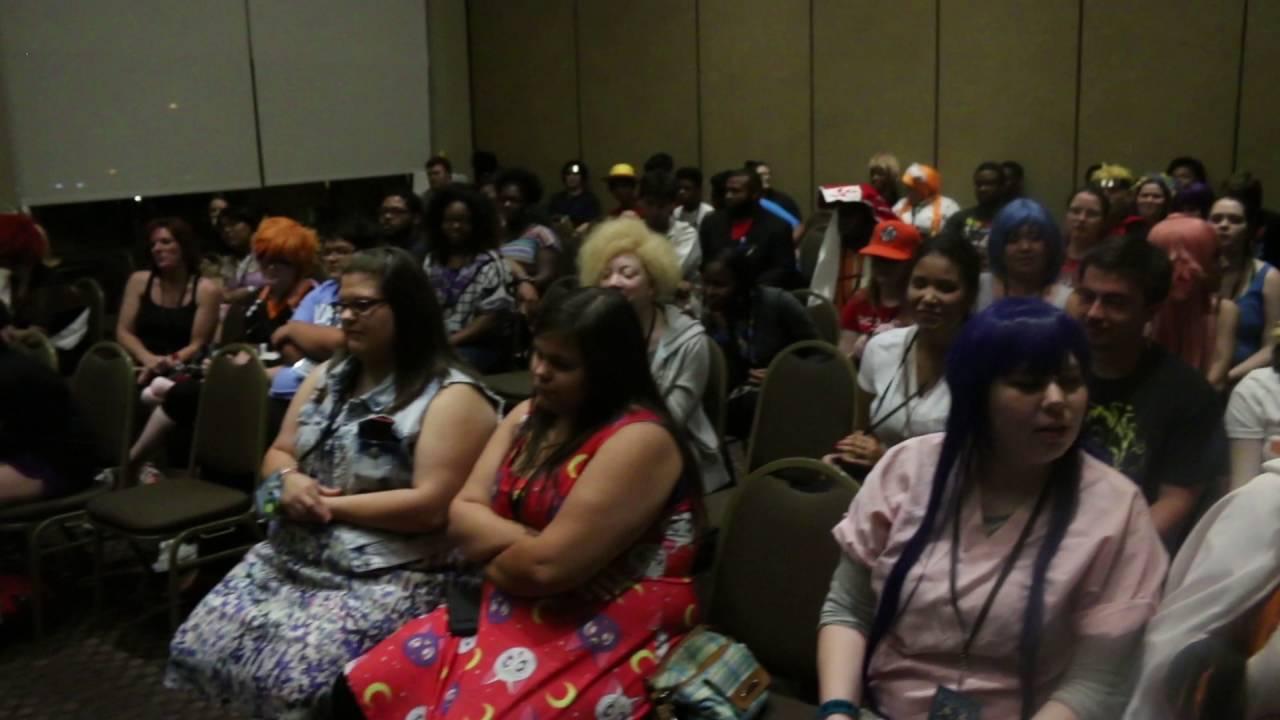 Anime Blues Con 6 Naruto QA Panel