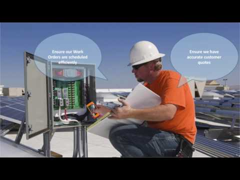 Dynamics 365 for Field Services Solar Companies Webinar