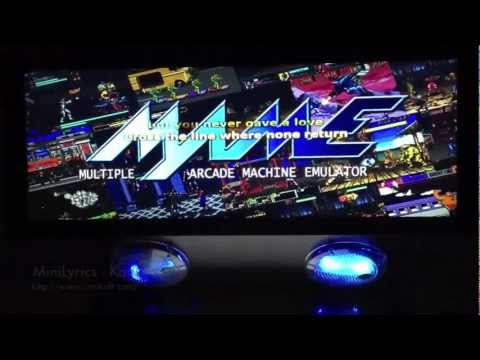 Mame Hyperspin Dynamic Active Marquee Youtube