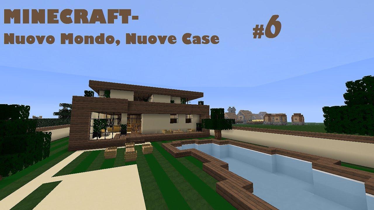 Minecraft nuovo mondo nuove case 6 youtube for Nuove case vittoriane