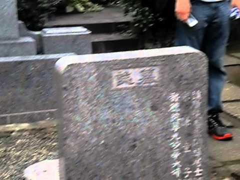 谷中霊園 Yanaka Cemetery