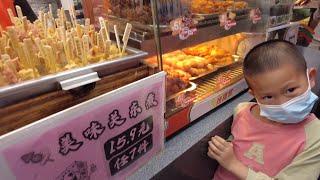Ресторан для нищебродов 7-Eleven и великолепные гонконгские вафли - Жизнь в Китае #248