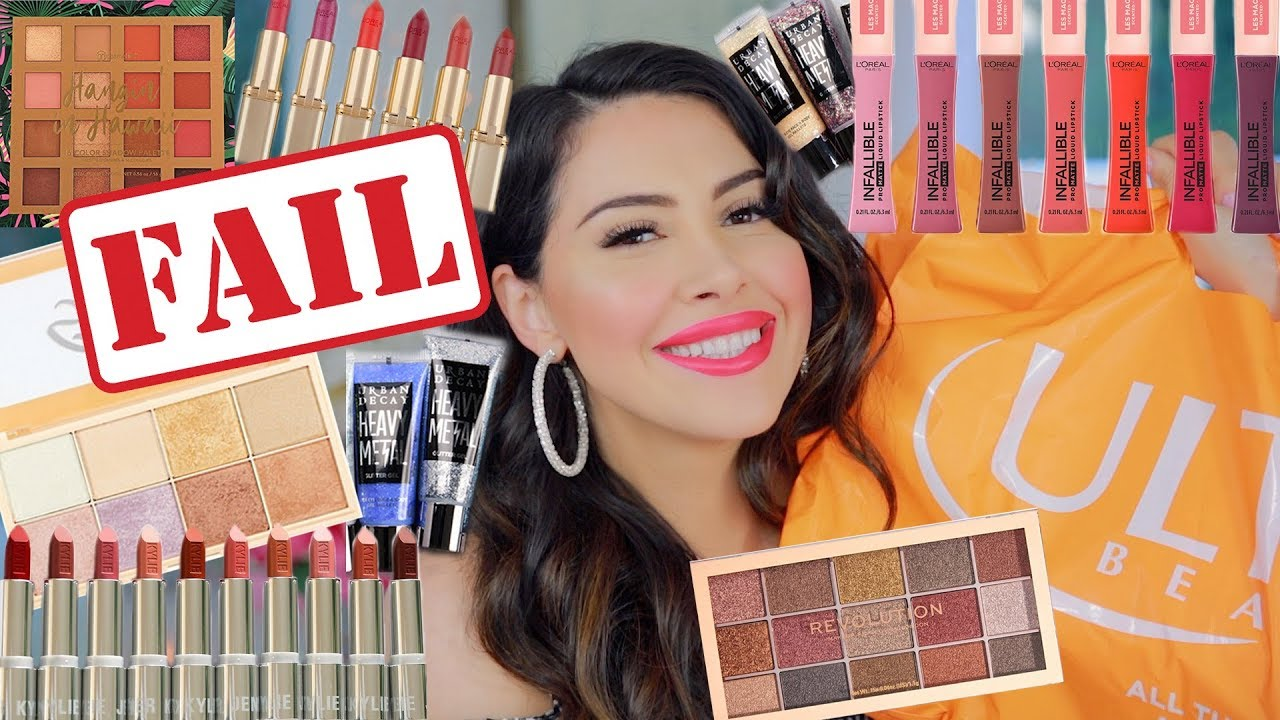 d47bc99e508 DRUGSTORE MAKEUP & ULTA HAUL 2019! NEW MAKEUP, AFFORDABLE (SWATCHES ...