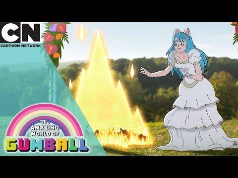 The Amazing World of Gumball | Fan-Fiction Notebook | Cartoon Network