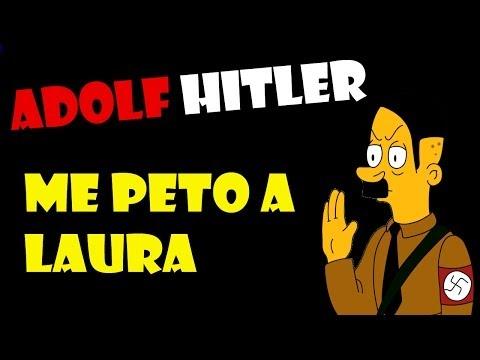 Adolf Hitler - Me peto a Laura