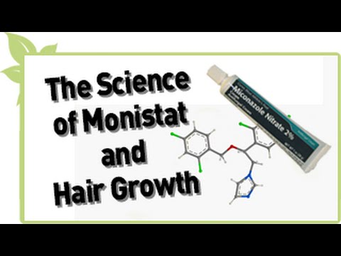 The Science Of Why Monistat Makes Your Natural Hair Grow Youtube