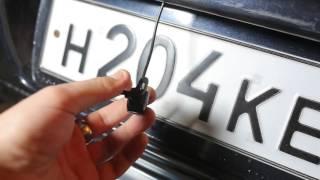 видео камера заднего вида для автомобиля