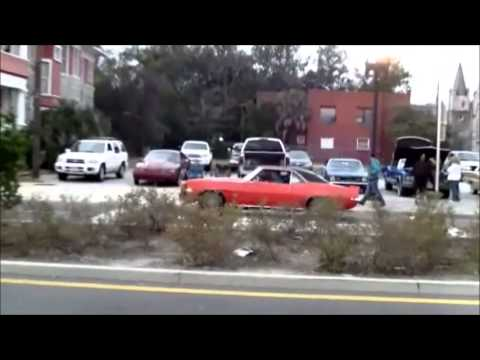 Jacksonville Fl Car Show Cruise YouTube - Car show jacksonville fl