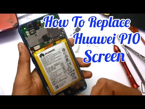 Huawei P10 Lite Display Screen Replacement