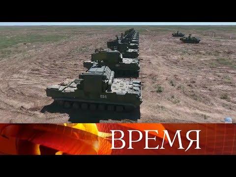 ВАстраханской области прошли
