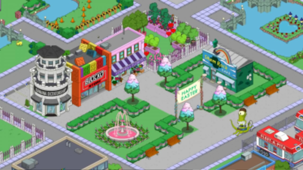 simpsons tapped out the best of the best city design youtube rh youtube com