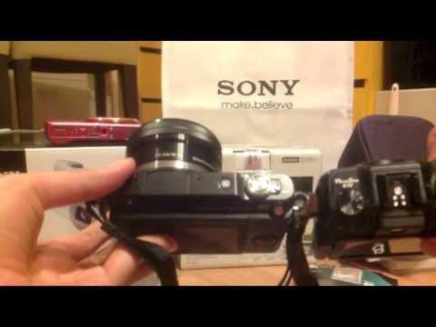 Openbox  เปิดกล่องลูกรักน้องใหม่ Sony NEX3N + Lens และ Option อื่นๆ