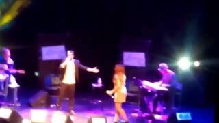 Kiko y shara Lorca 2/12/2015 teatro guerra