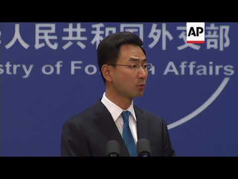 China on Trump's offer to mediate territorial disputes