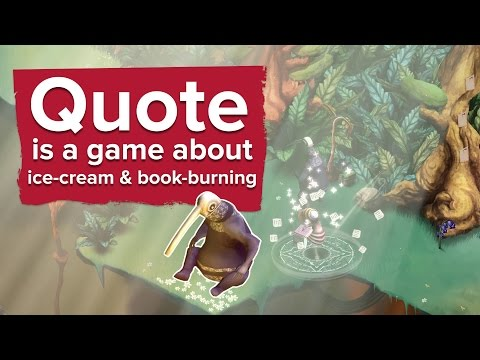25 minutes of Quote gameplay with Vindit Games