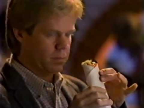 Who Is Actor In Nacho Fries Taco Bell Commercial?