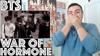 Baixar BTS War of Hormone MV REACTION