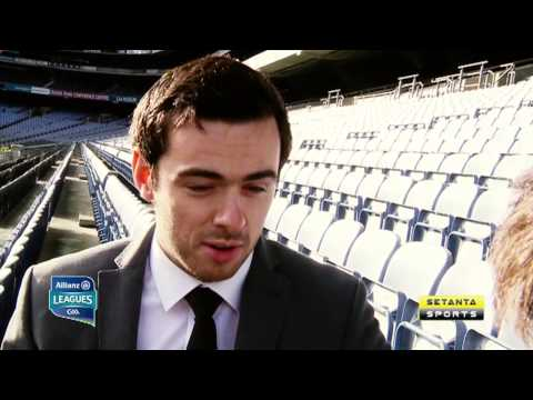 Mayo's Kevin McLoughlin on the Allianz Leagues