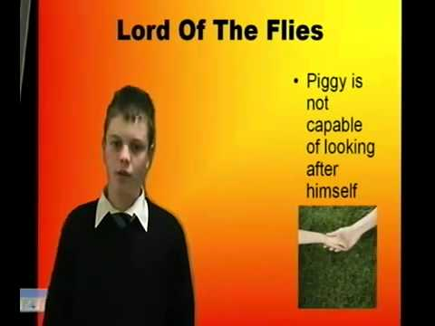 GCSE English  Lord of the Flies  Piggy   YouTube2
