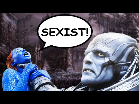 X-MEN is SEXIST! - Billboard Promotes Violence Against Women